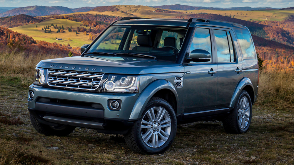 Ремонт карданного вала Land Rover