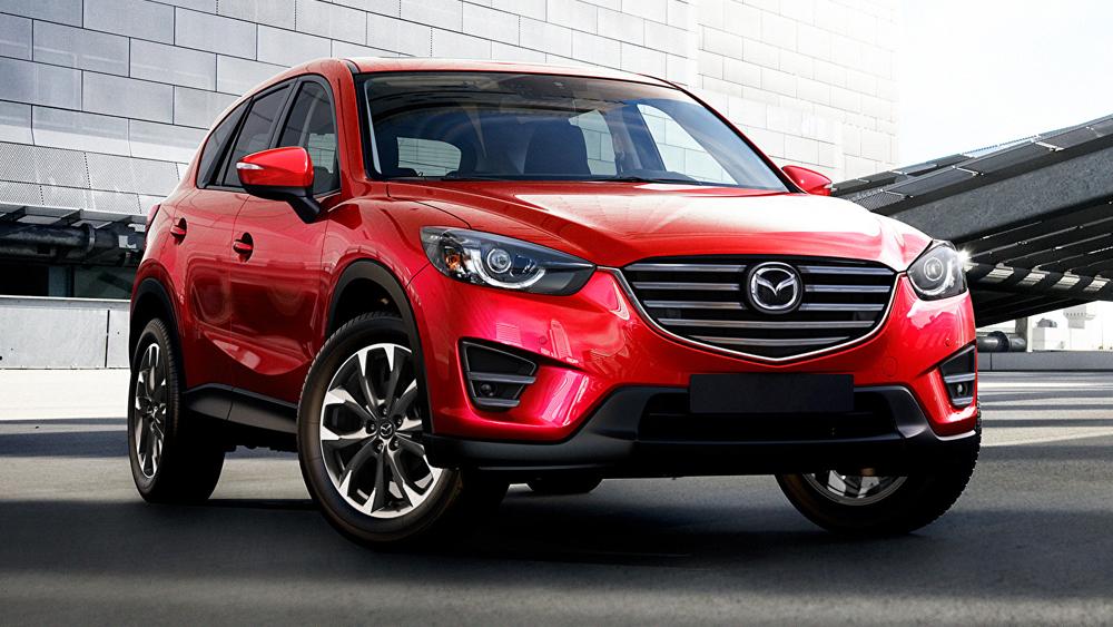 Ремонт карданного вала Mazda