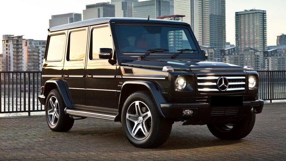 Ремонт карданного вала Mercedes (G-Class)