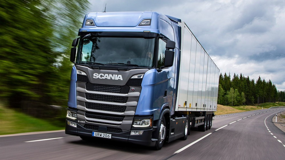 Ремонт карданного вала Scania