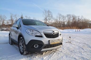 Ремонт карданного вала Opel Mokka