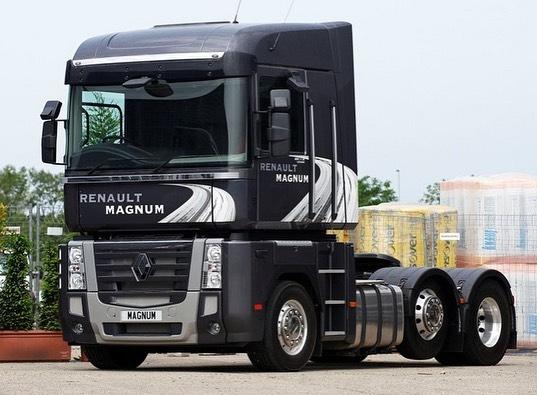 Renault Magnum — первый в 2019 году