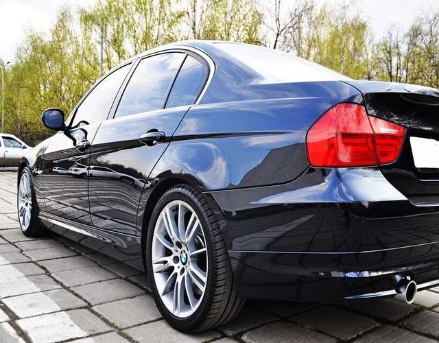 Отремонтировали кардан с пятого поколения «тройки» BMW