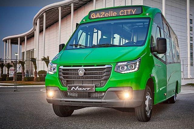Новый автобус Газель CITY уже в руках «КАРДАНО»