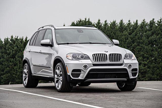 Передний кардан BMW X5 (E70)