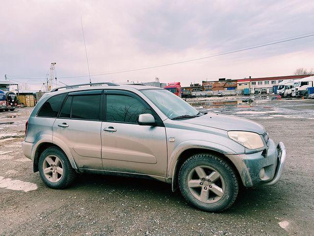 Отремонтировали красавца из семейства Subaru